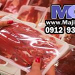 فروش گوشت شتر مرغ در شرق تهران