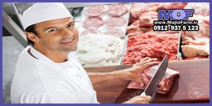 فروش گوشت مرغوب